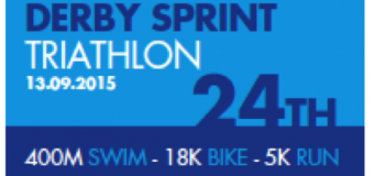 Derby Triathlon Pre race details