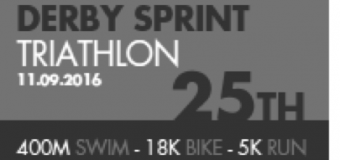 Derby Triathlon 2016  – Race Results and Race Day Photos